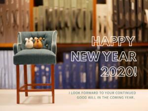 2020年の挨拶