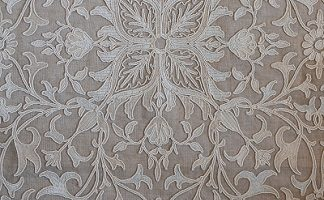 Pure Net Ceiling Embroidery