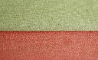 muji-2枚orange-greenセット